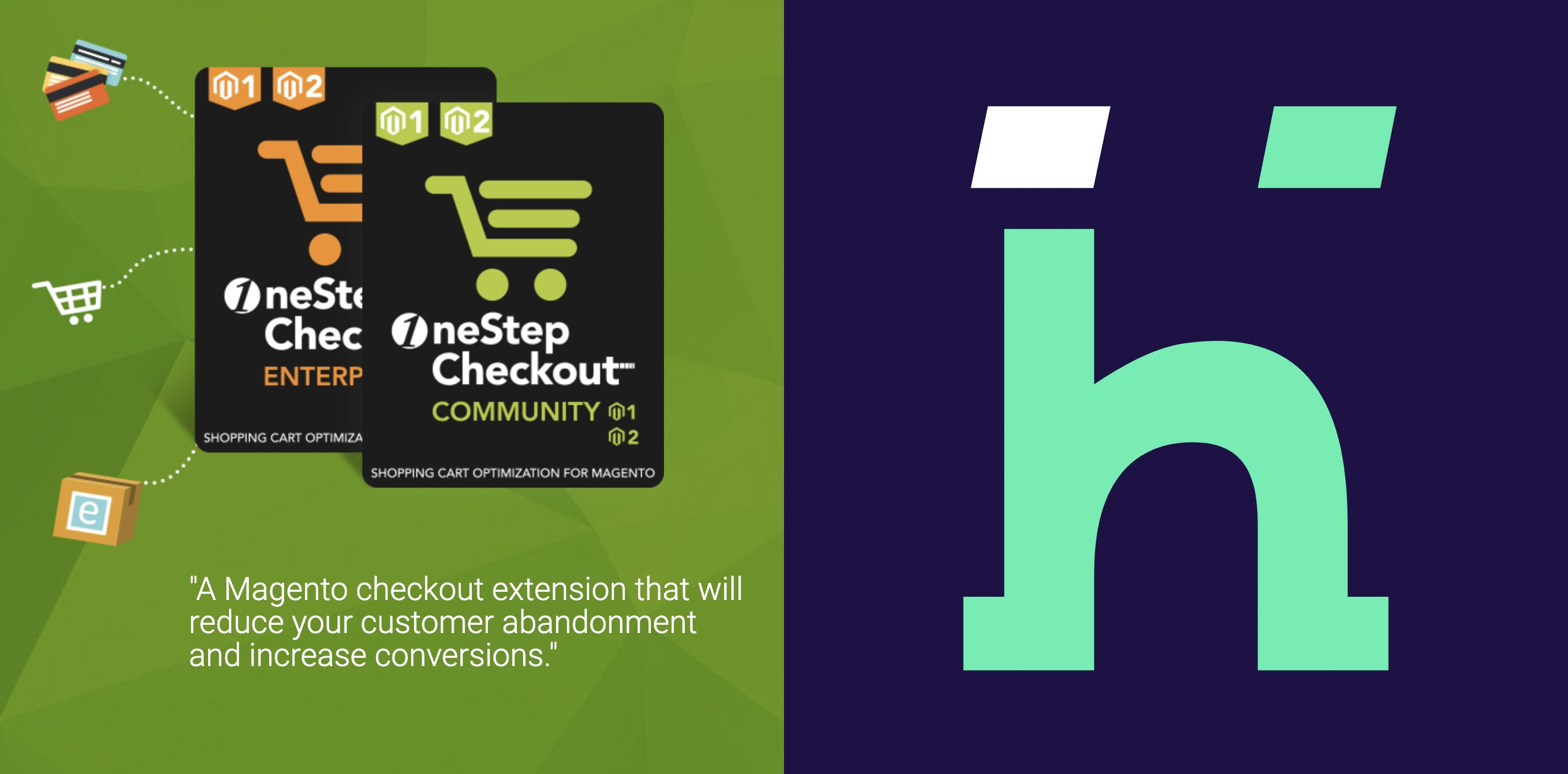 OneStepCheckout and Hyvä partner up for a dramatically improved Magento 2 checkout experience