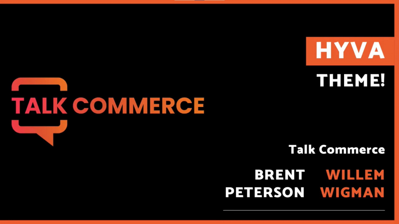 Talk Commerce - Willem Wigman
